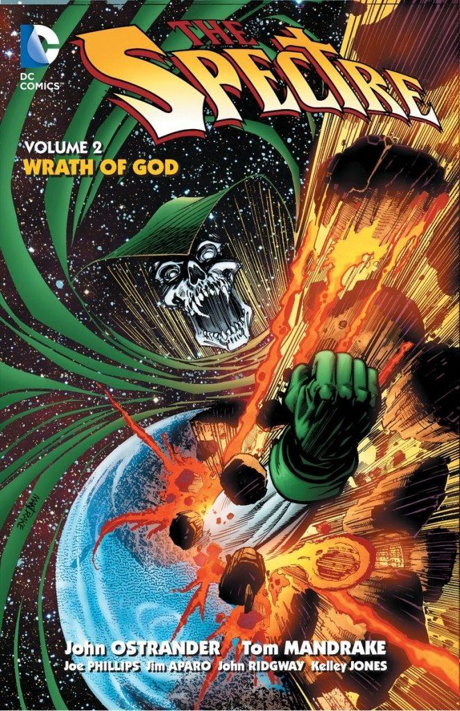 The Spectre Volume 2: Wrath of God