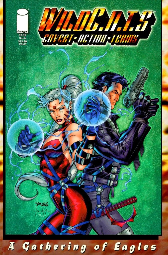 WildC.A.T.S.: A Gathering of Eagles