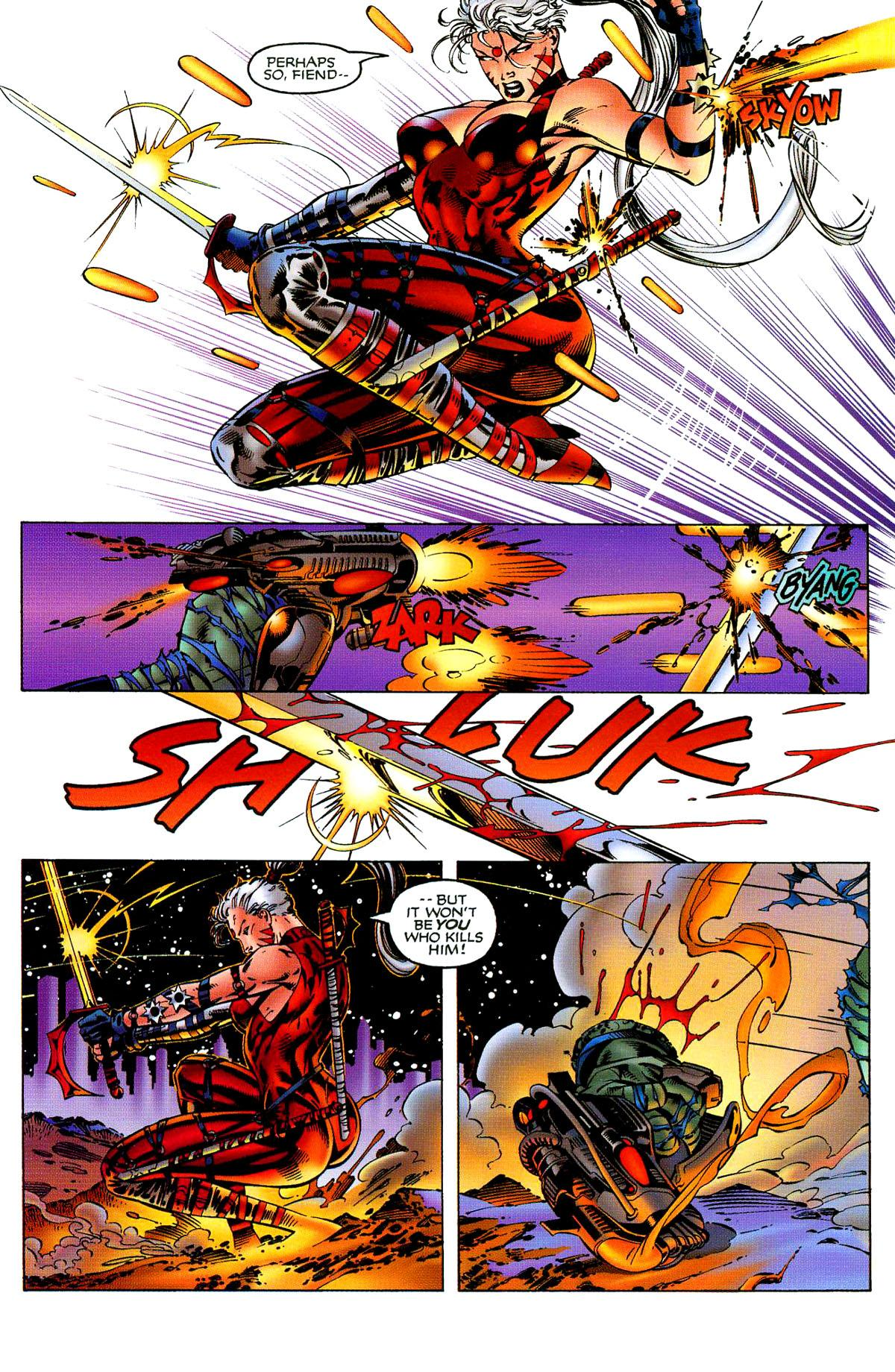 WildC.A.T.S. A Gathering of Eagles review