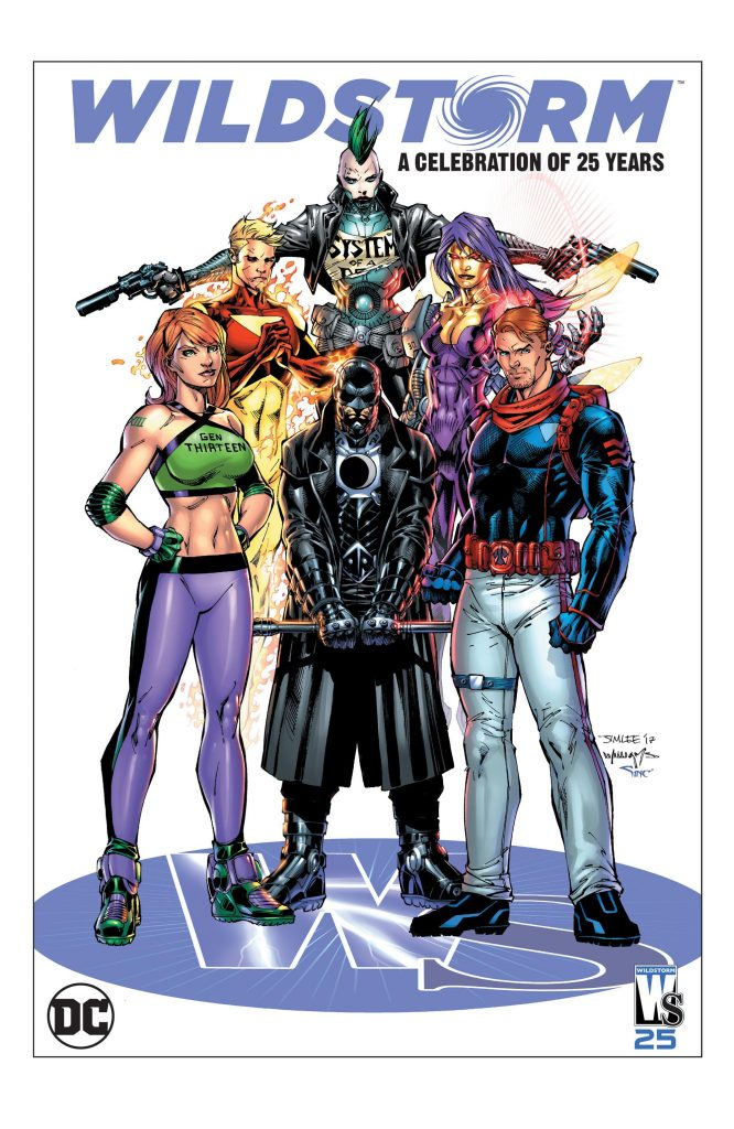 Wildstorm – A Celebration of 25 Years
