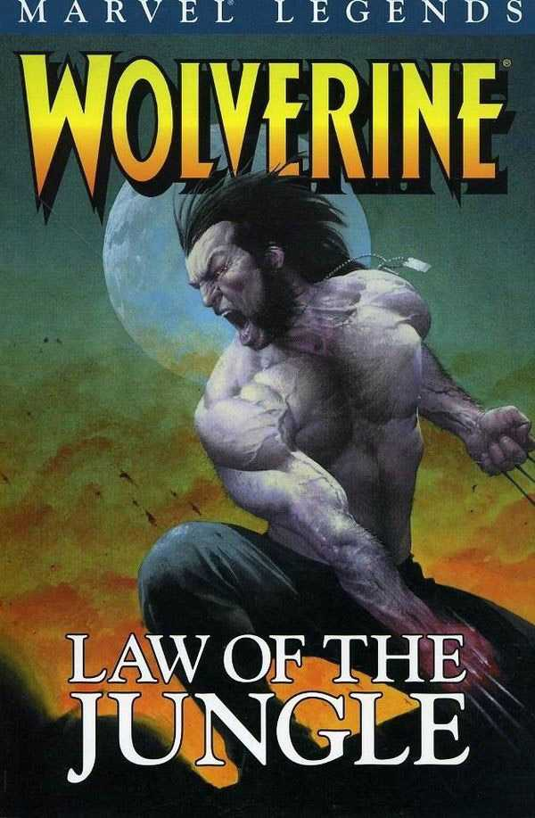 Wolverine: Law of the Jungle