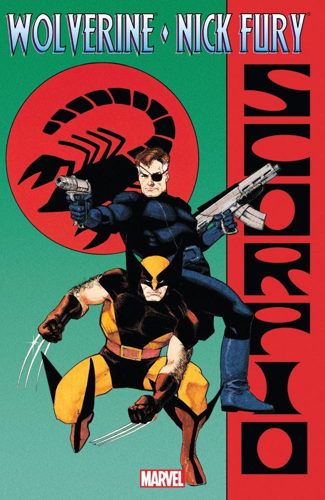 Wolverine and Nick Fury: Scorpio