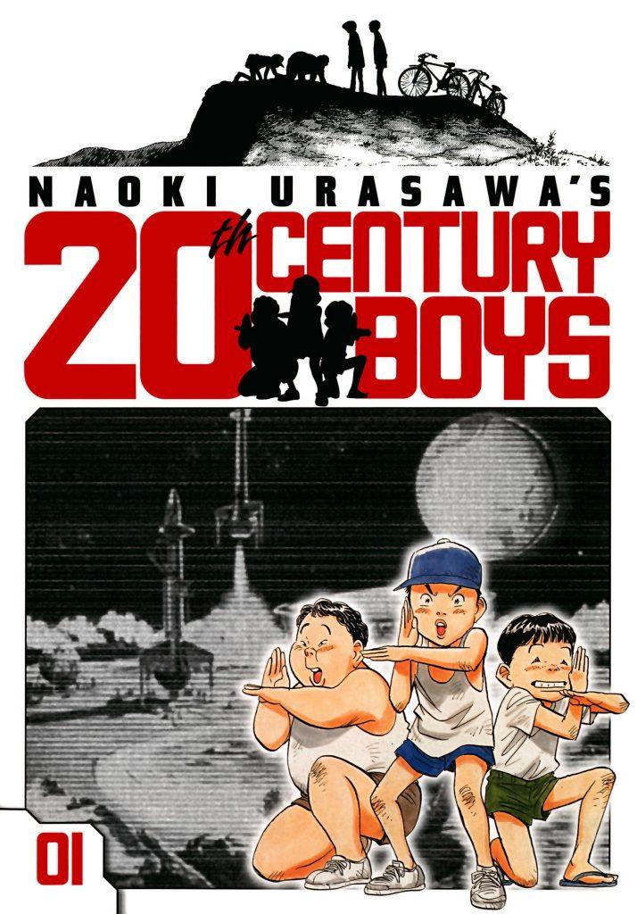 20th Century Boys 01: Friends