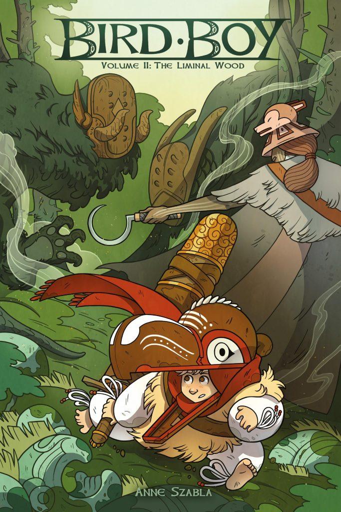 Bird Boy Volume II: The Limnal Wood