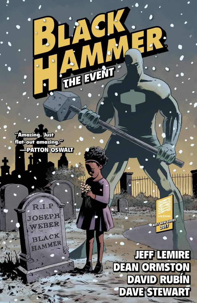 Black Hammer 2: The Event
