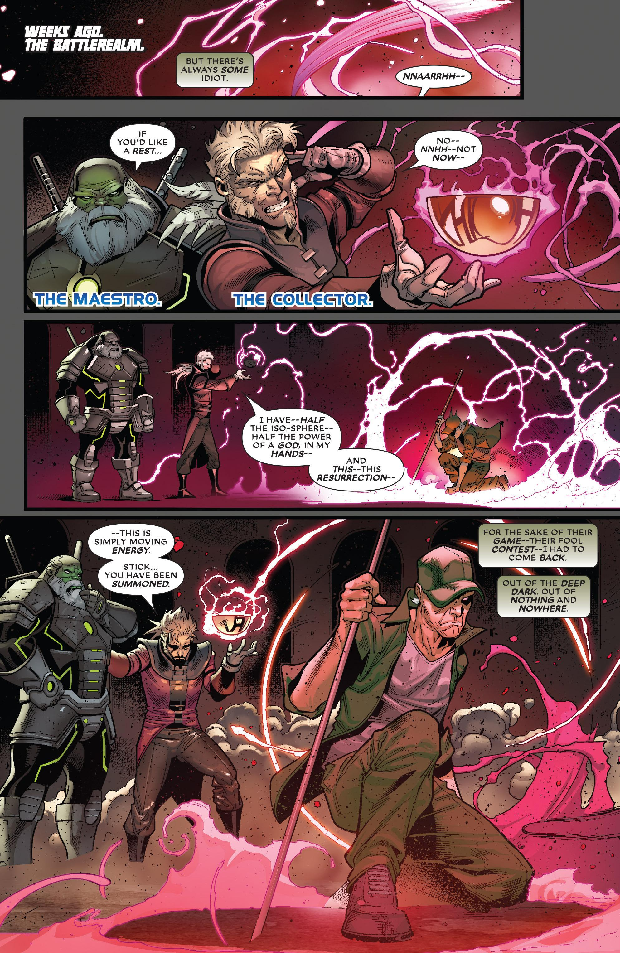 Contest Of Champions Battleworld review