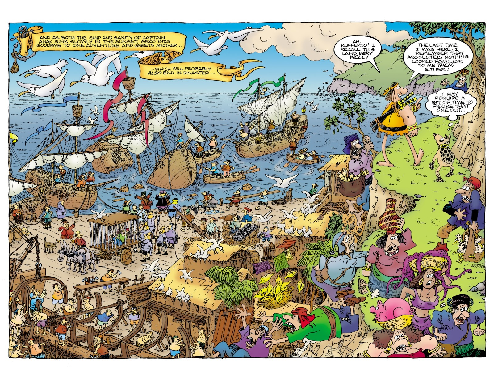 Groo Friends and Foes V1 review