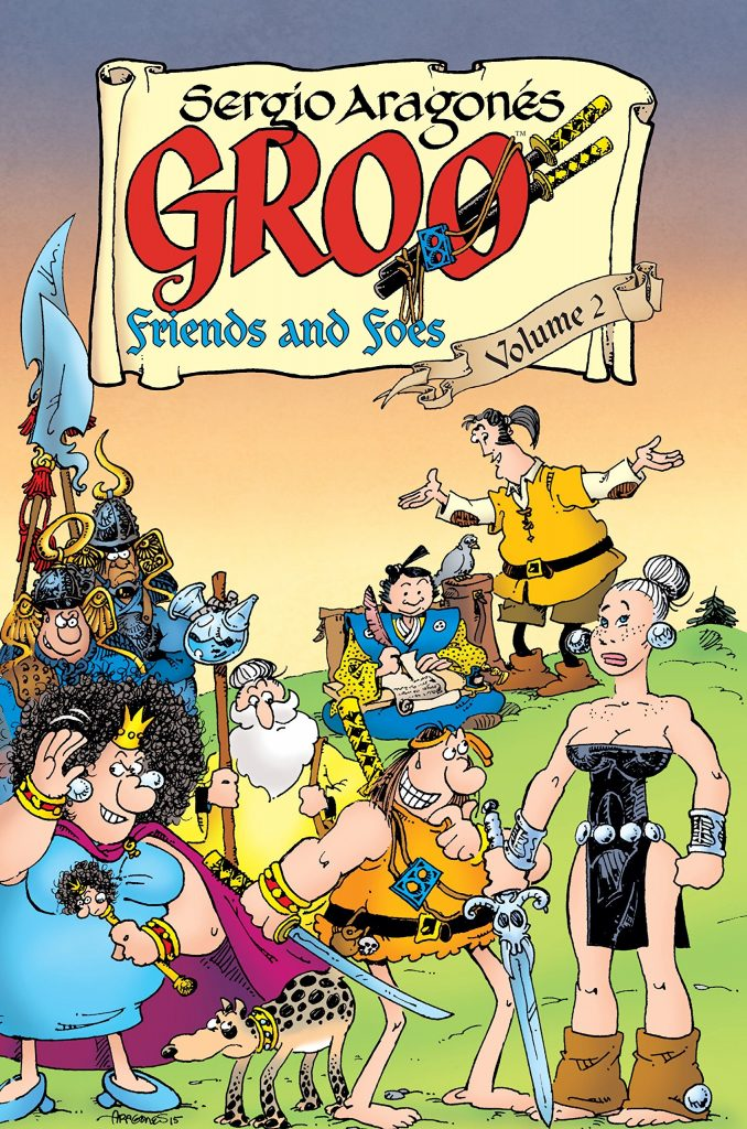 Groo: Friends and Foes Volume 2