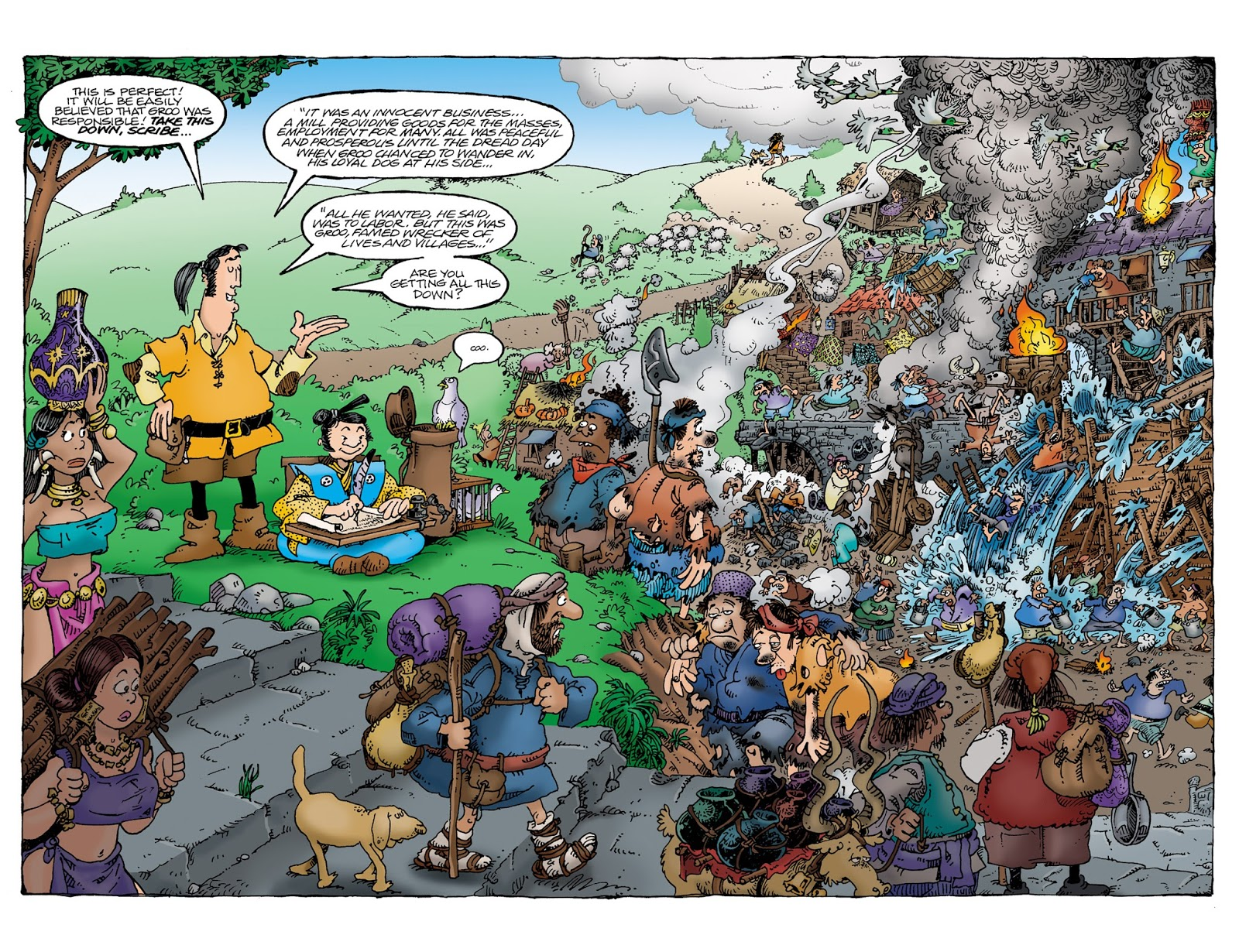 Groo Friends and Foes V2 review