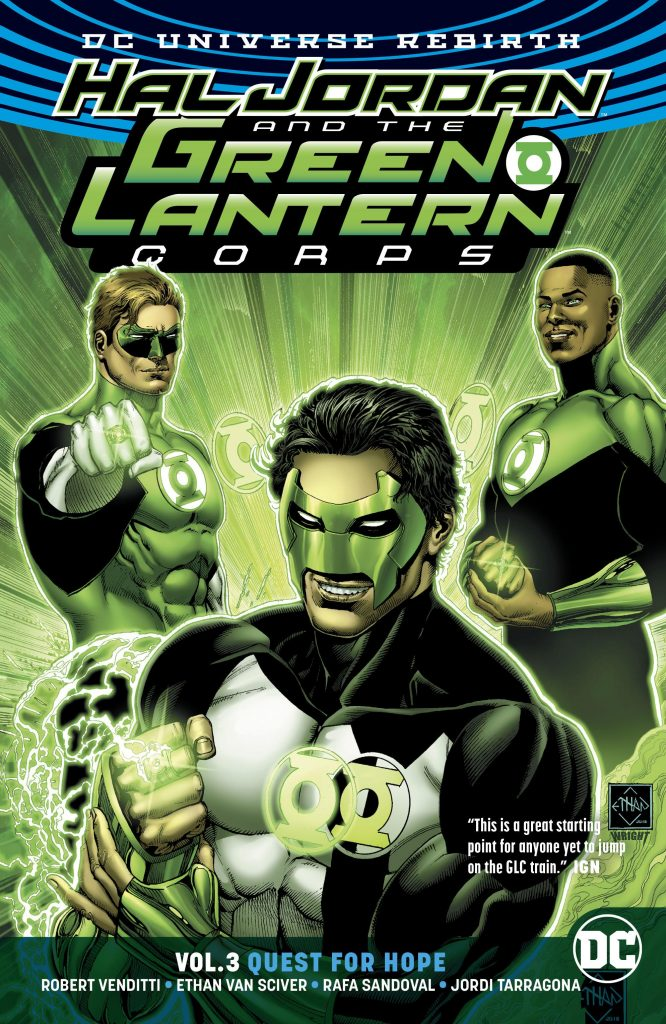 Hal Jordan and the Green Lantern Corps Vol. 3: Quest for Hope