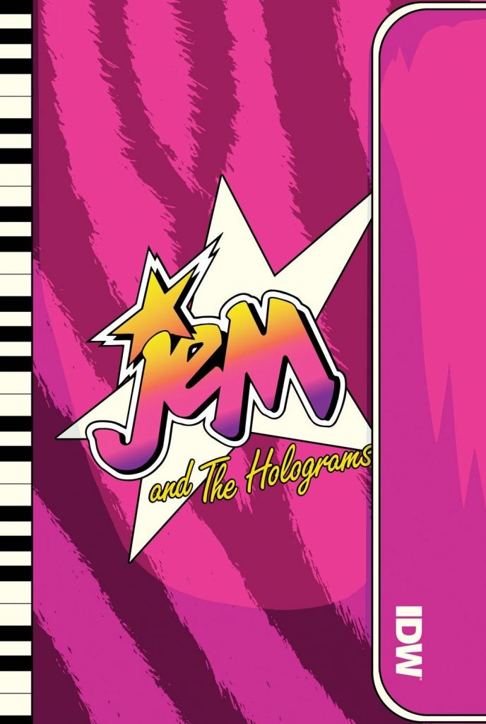 Jem and the Holograms Outrageous Edition
