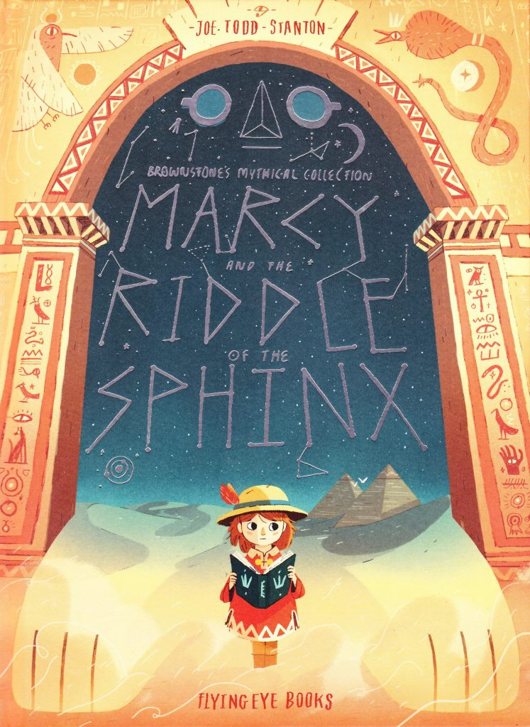 Brownstone's Mythical Series: Marcy and the Riddle of the Sphinx