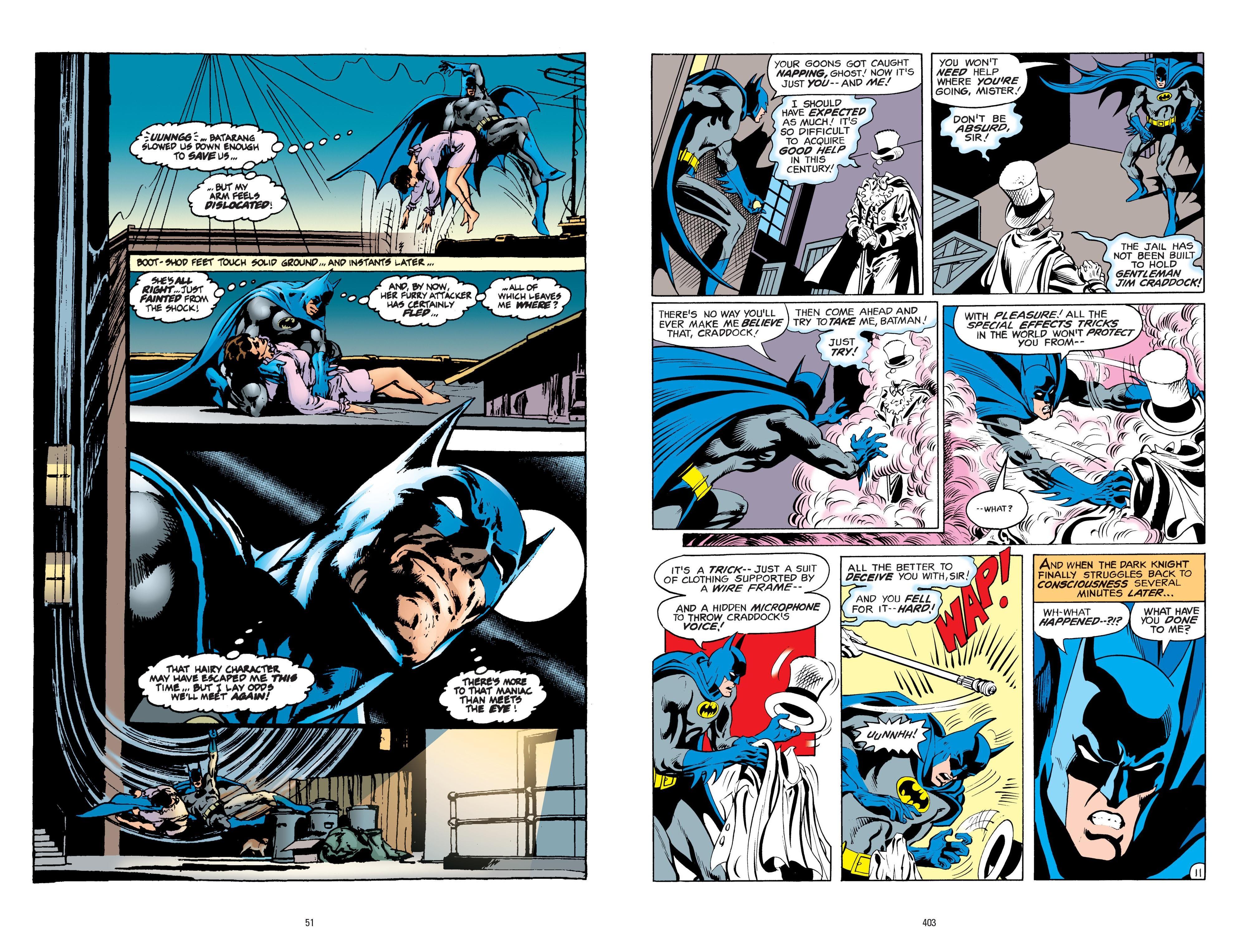 Tales of the Batman - Len Wein review