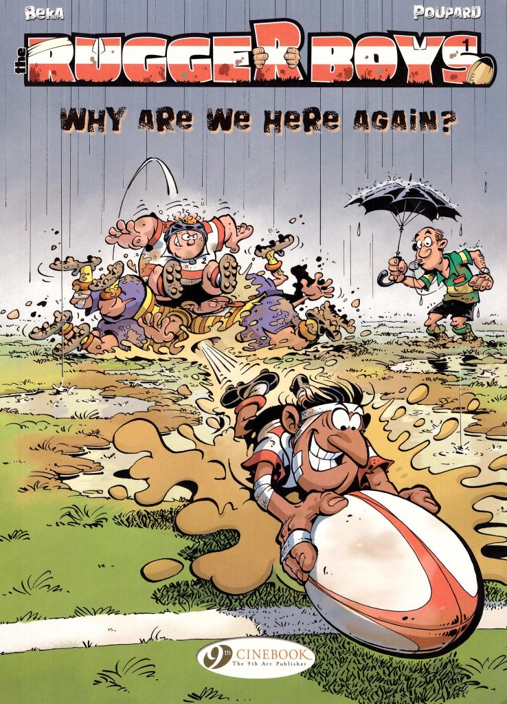 The Rugger Boys 1: Why Are We Here Again?