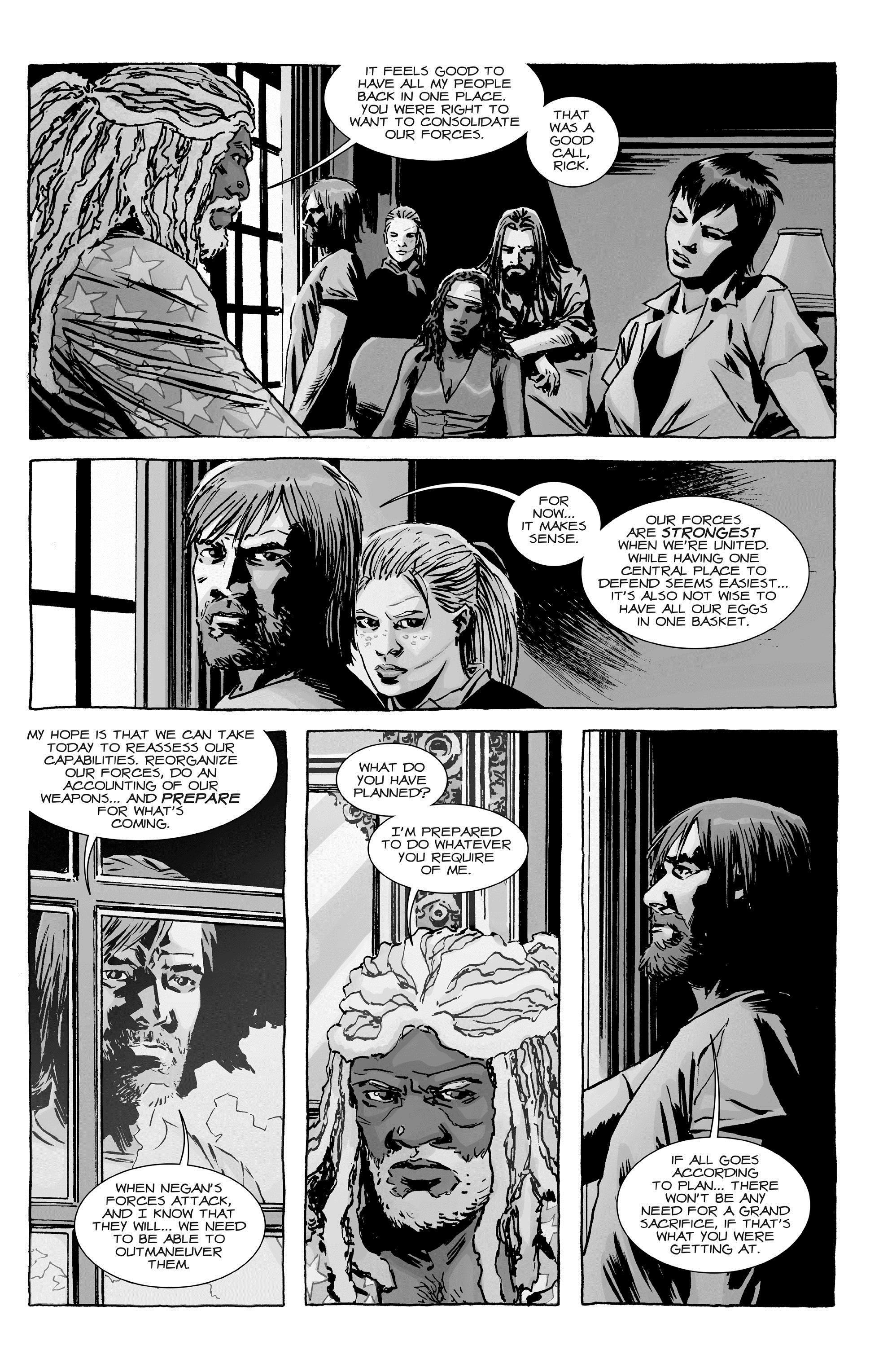 The Walking Dead - All Out War Part 2 review