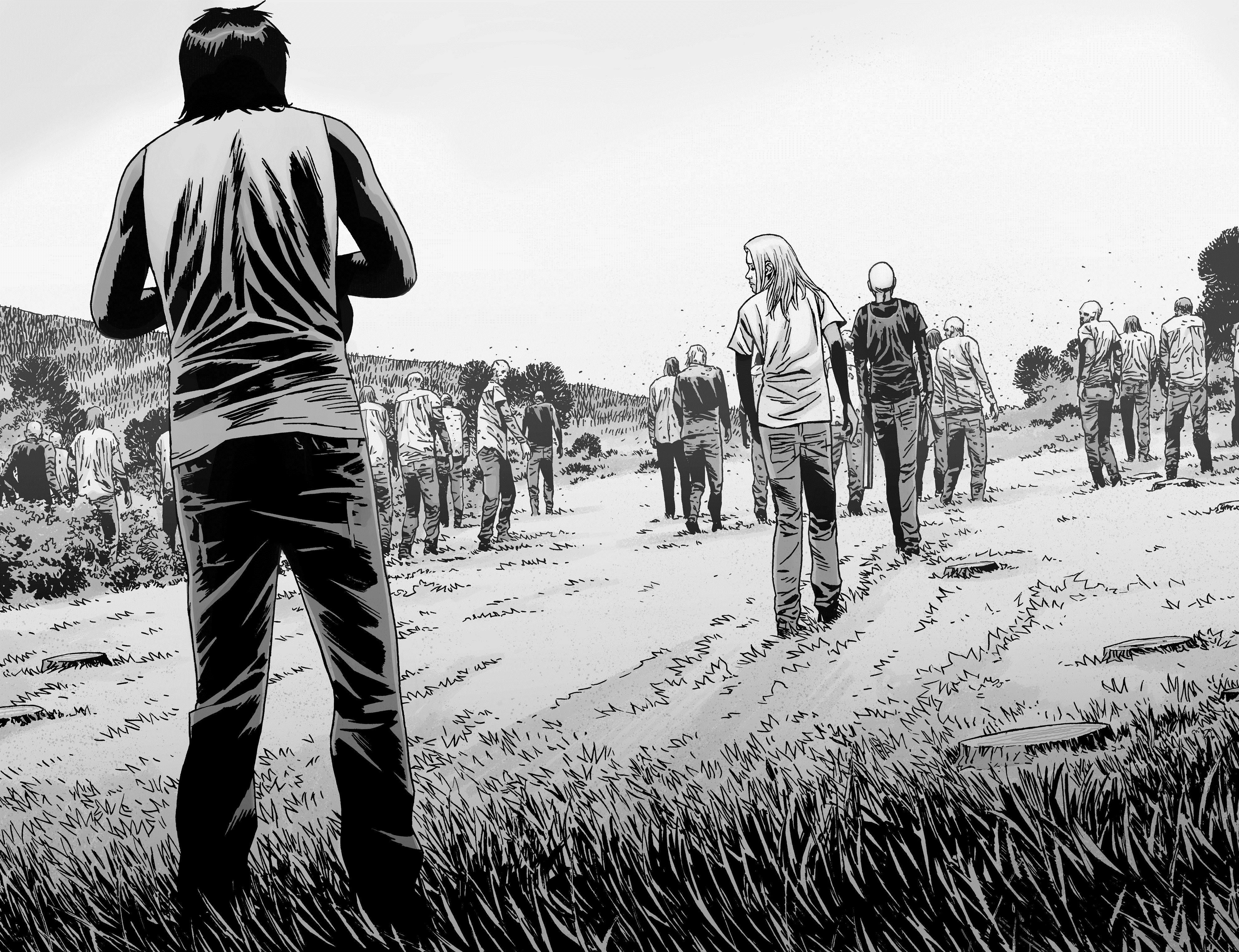 The Walking Dead Whispers Into Screams review