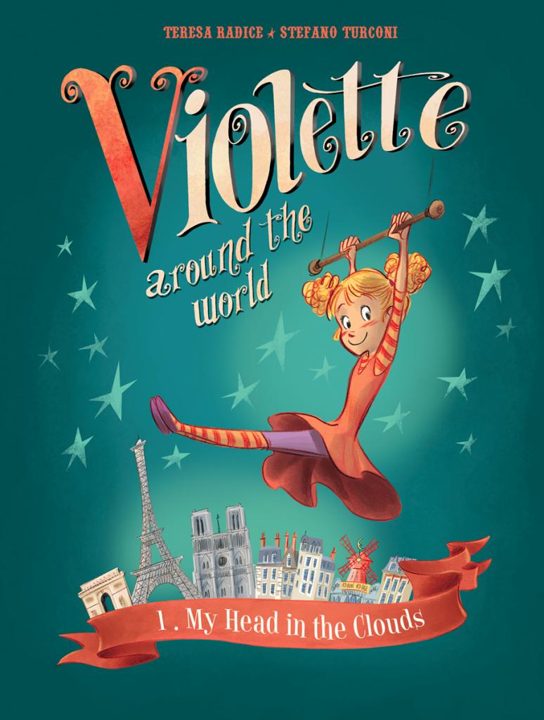 Violette Around the World 1: My Head in the Clouds