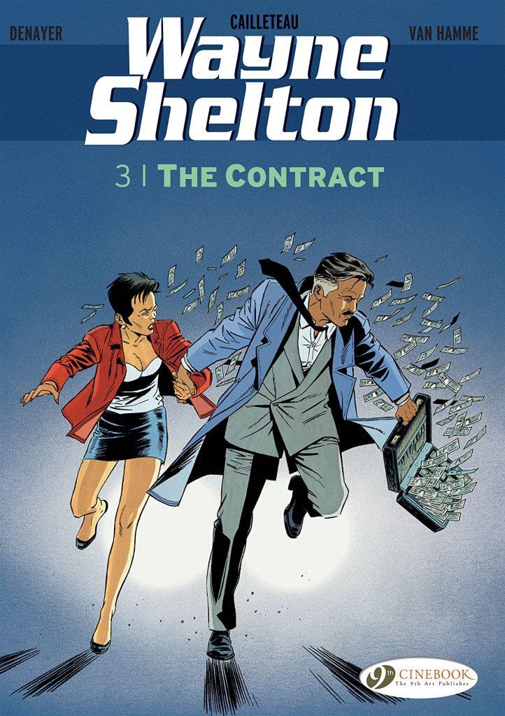 Wayne Shelton: The Contract