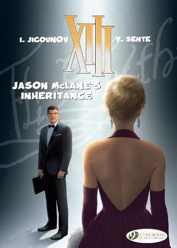 XIII: Jason McClane's Inheritance