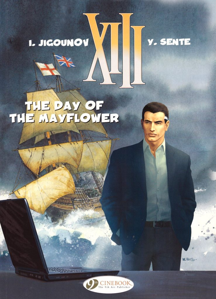 XIII: The Day of the Mayflower