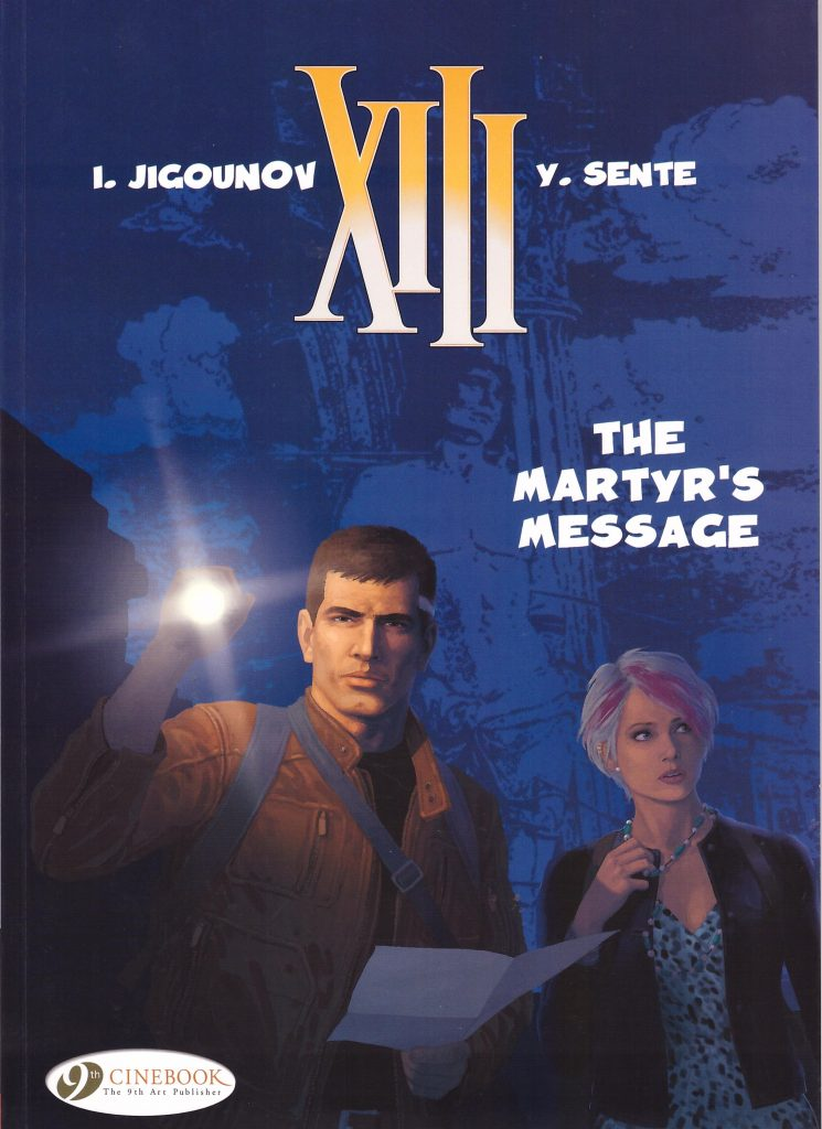 XIII: The Martyr's Message