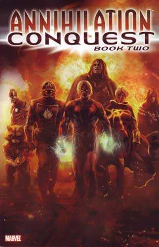 Annihilation Conquest Book Two