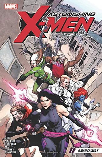 Astonishing X-Men: A Man Called X
