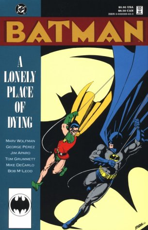 Batman: A Lonely Place of Dying