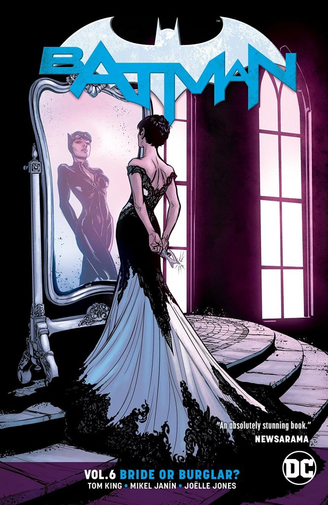 Batman Vol. 6: Bride or Burglar