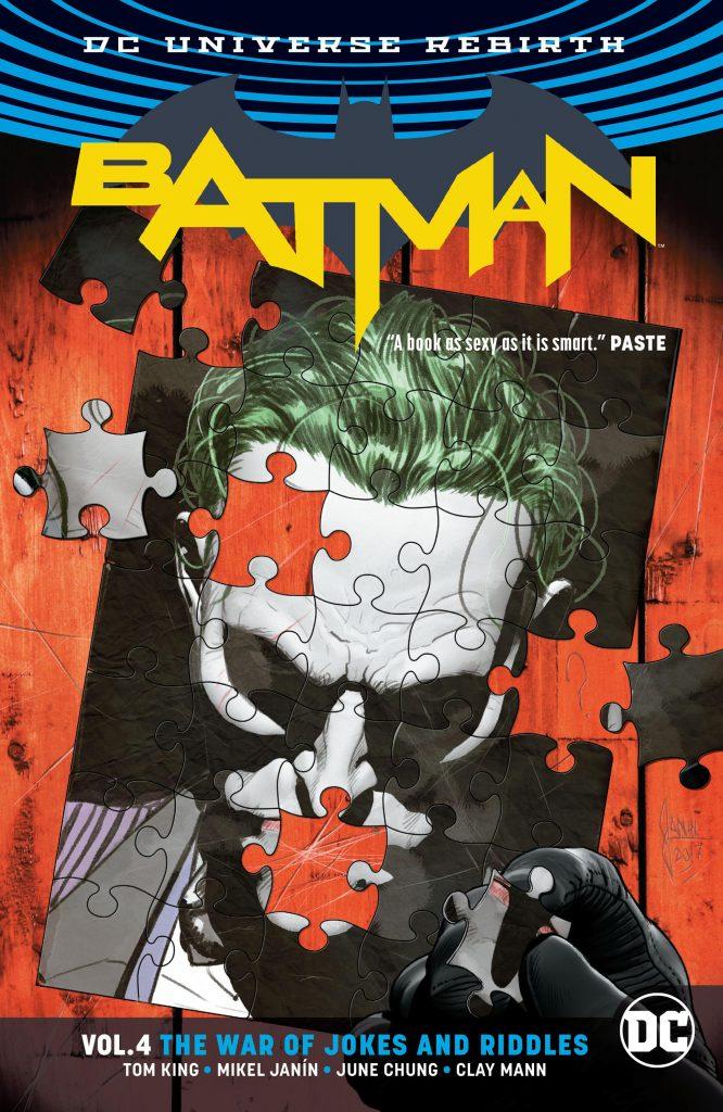 Batman Vol. 4: The War of Jokes and Riddles