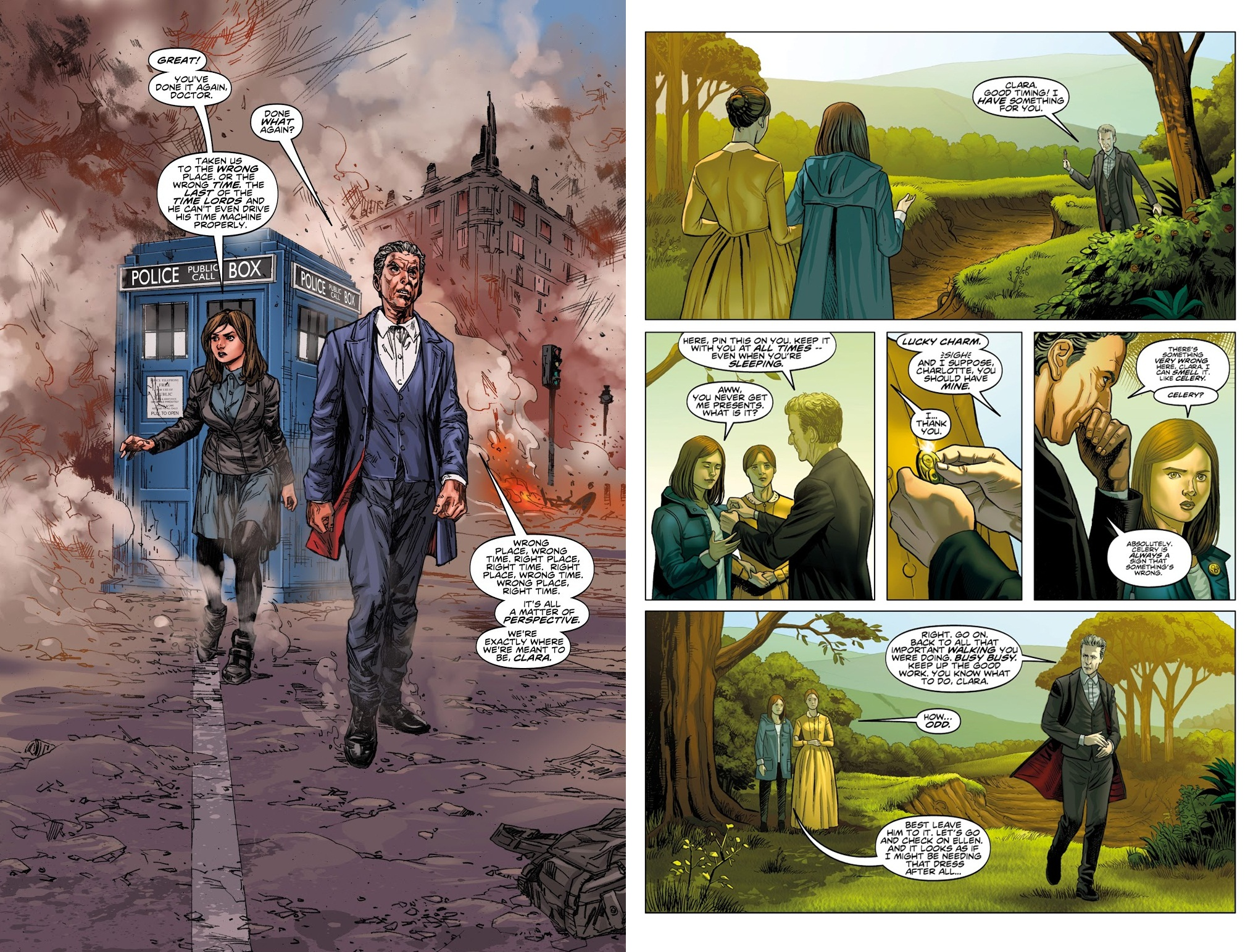 Doctor Who Hyperion review