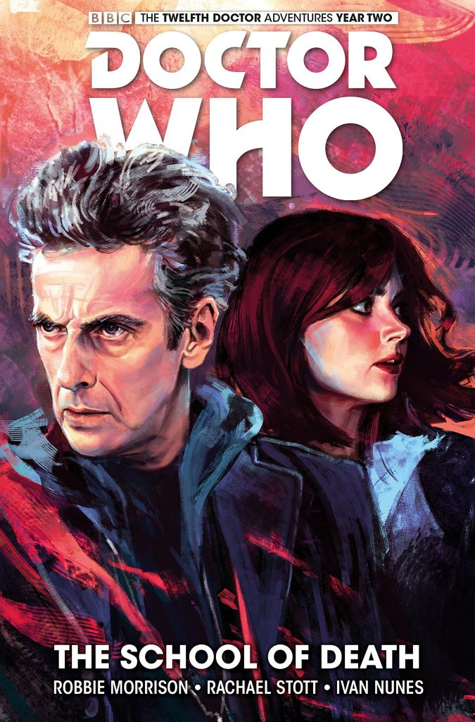 Doctor Who: The School of Death