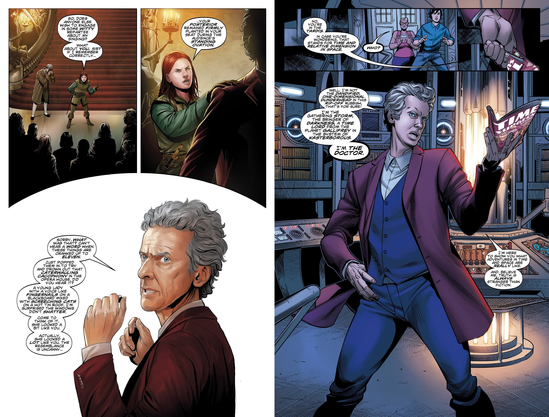 Doctor Who Sonic Boom review