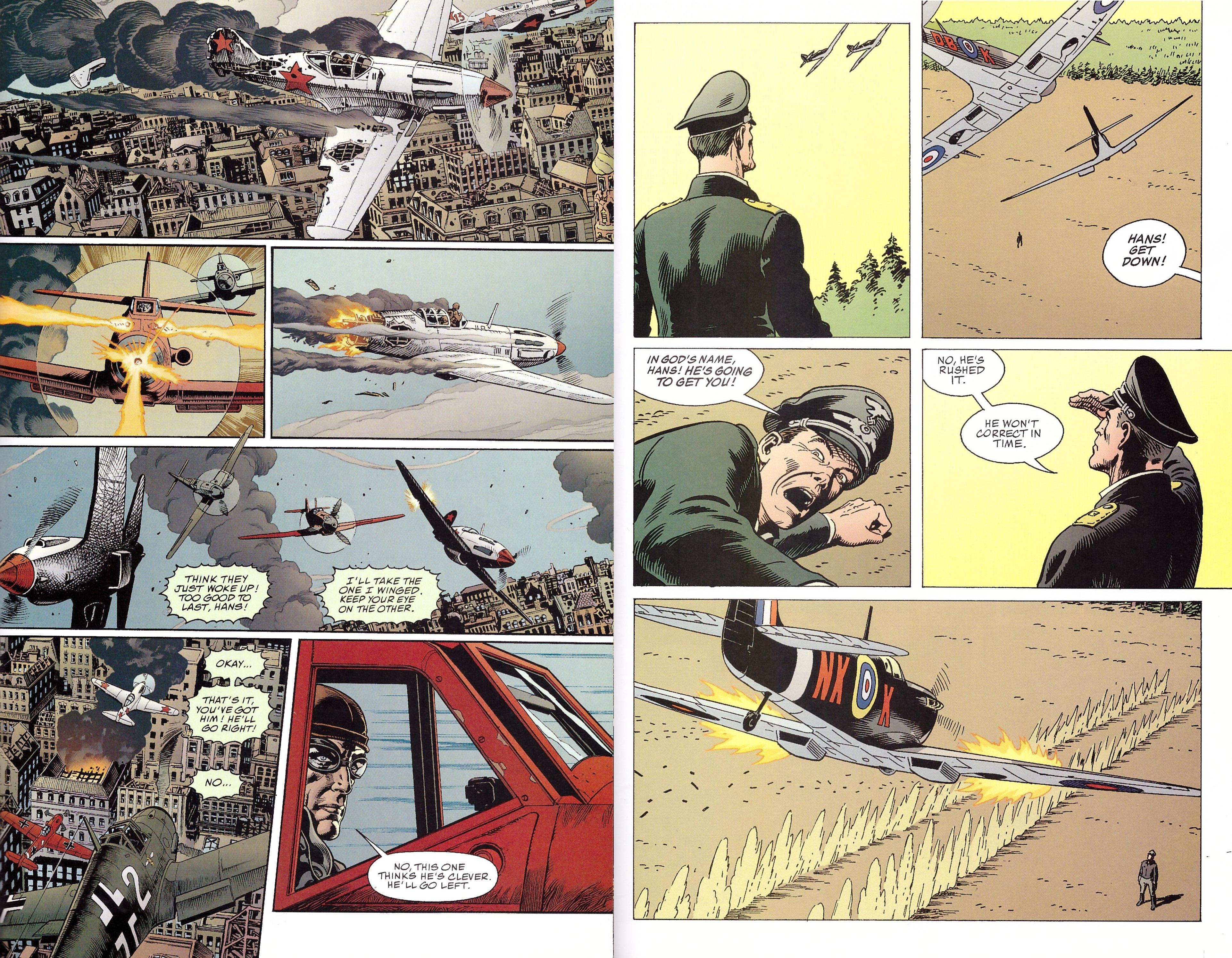 Enemy Ace War in Heaven review