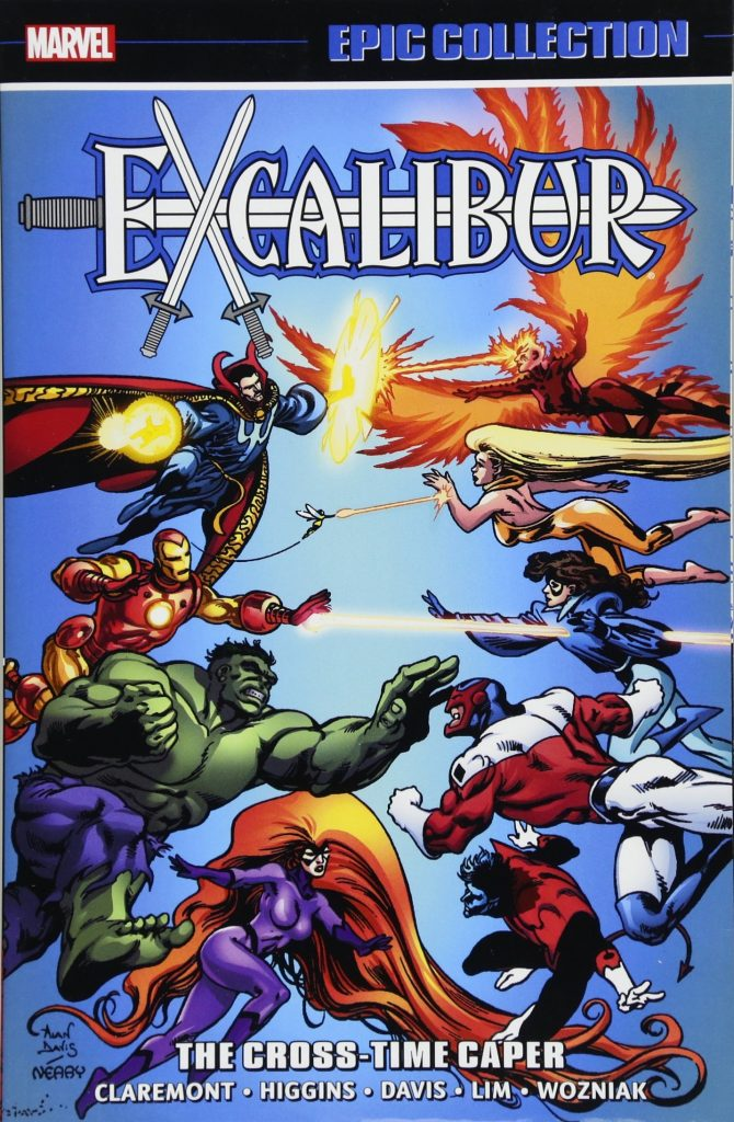 Marvel Epic Collection: Excalibur – The Cross Time Caper