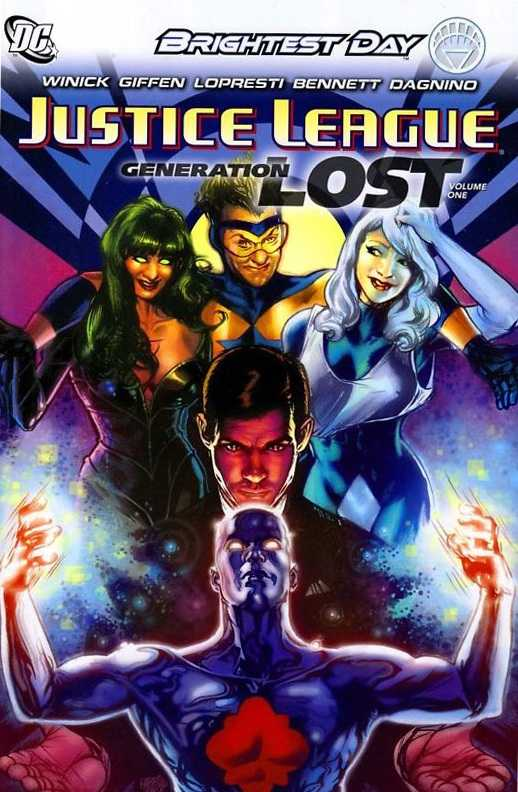 Justice League: Generation Lost Volume One