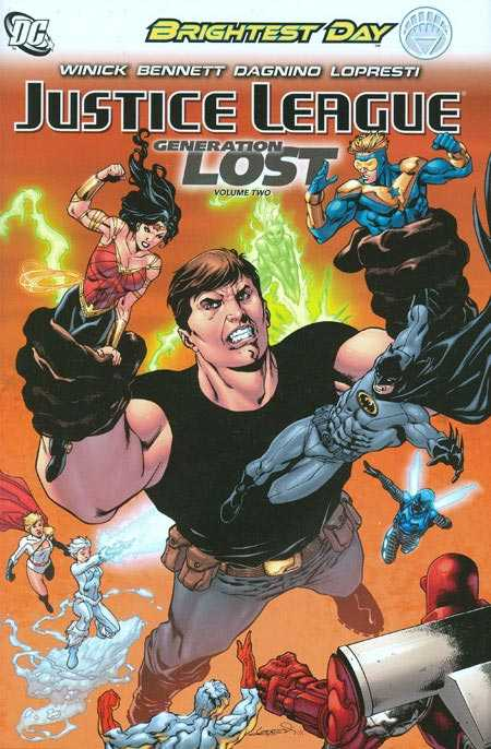 Justice League: Generation Lost Volume Two
