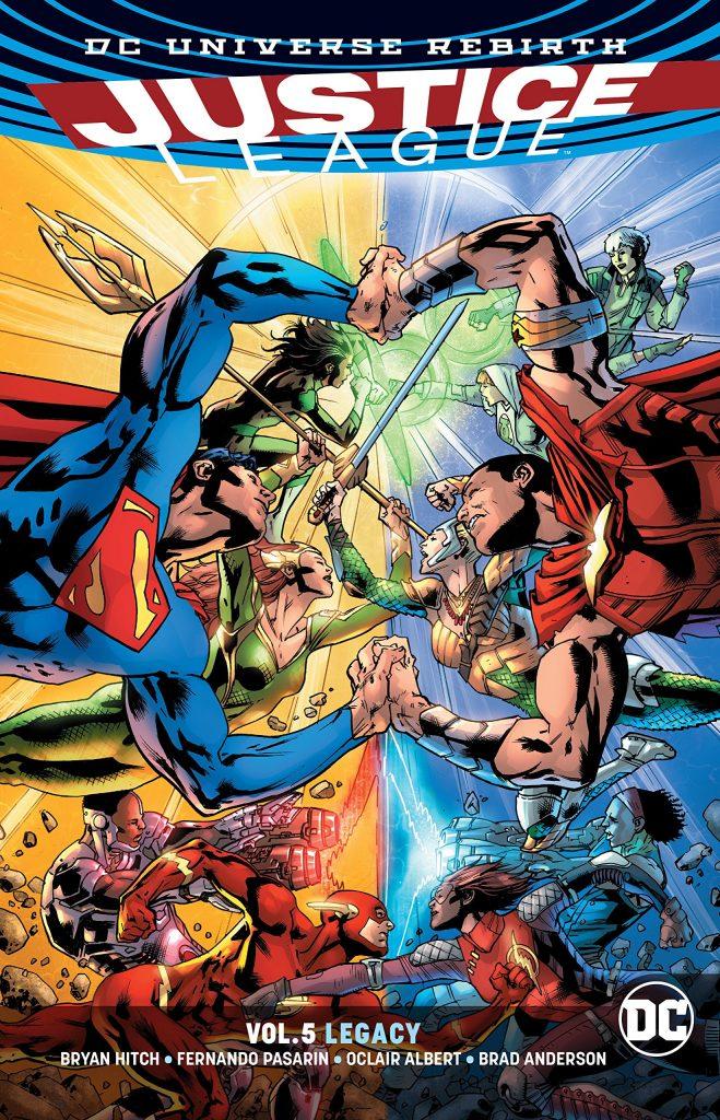 Justice League Vol. 5: Legacy