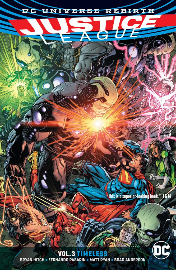 Justice League Vol. 3: Timeless