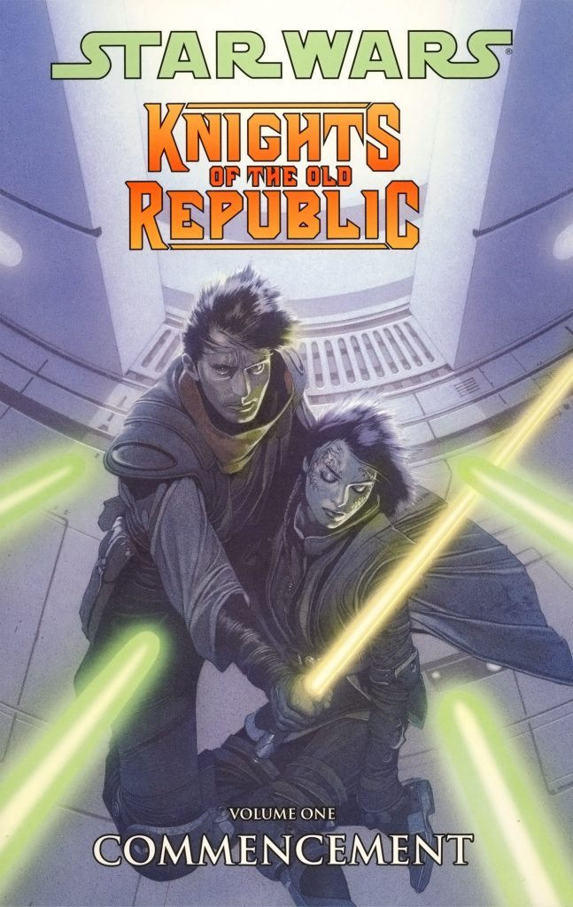 Star Wars: Knights of the Old Republic Volume One – Commencement