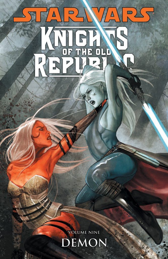 Star Wars: Knights of the Old Republic Volume Nine – Demon