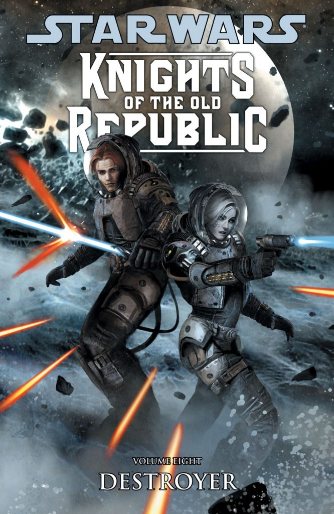 Star Wars: Knights of the Old Republic Volume Eight – Destroyer