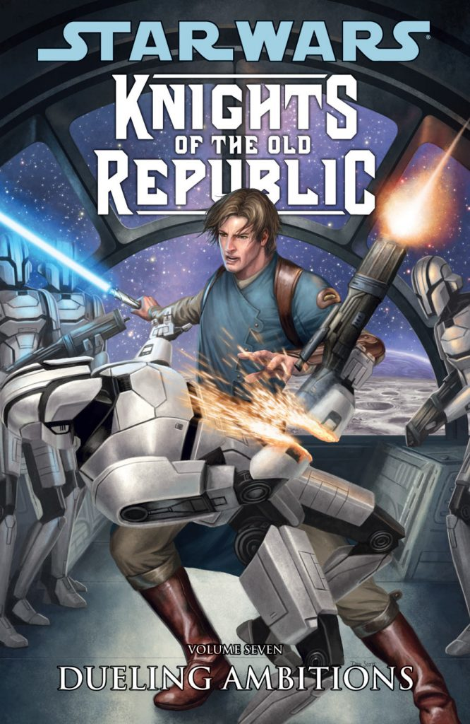 Star Wars: Knights of the Old Republic Volume Seven – Duelling Ambitions