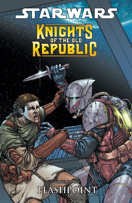 Star Wars: Knights of the Old Republic Volume Two – Flashpoint
