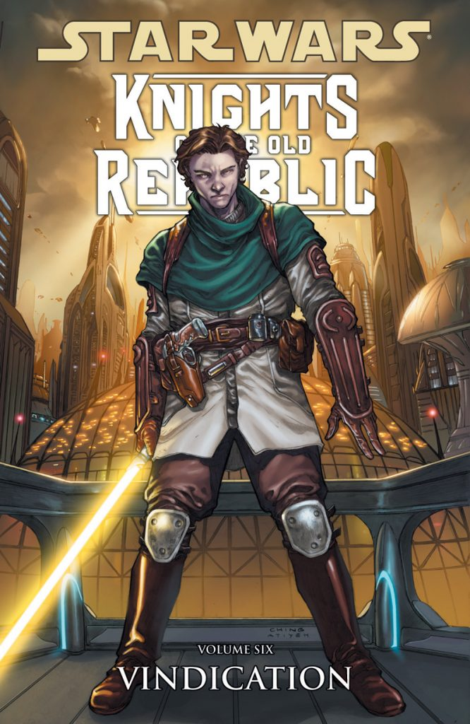 Star Wars: Knights of the Old Republic Volume Six – Vindication