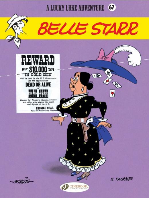 Lucky Luke: Belle Starr