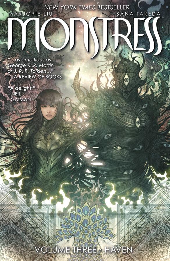 Monstress Volume Three: Haven