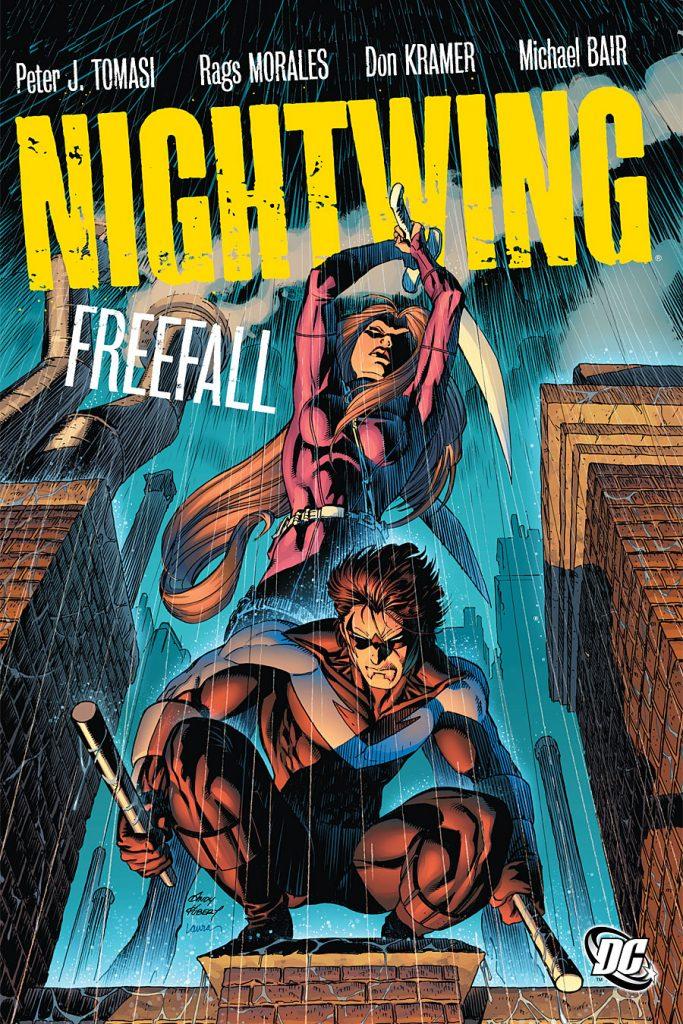 Nightwing: Freefall