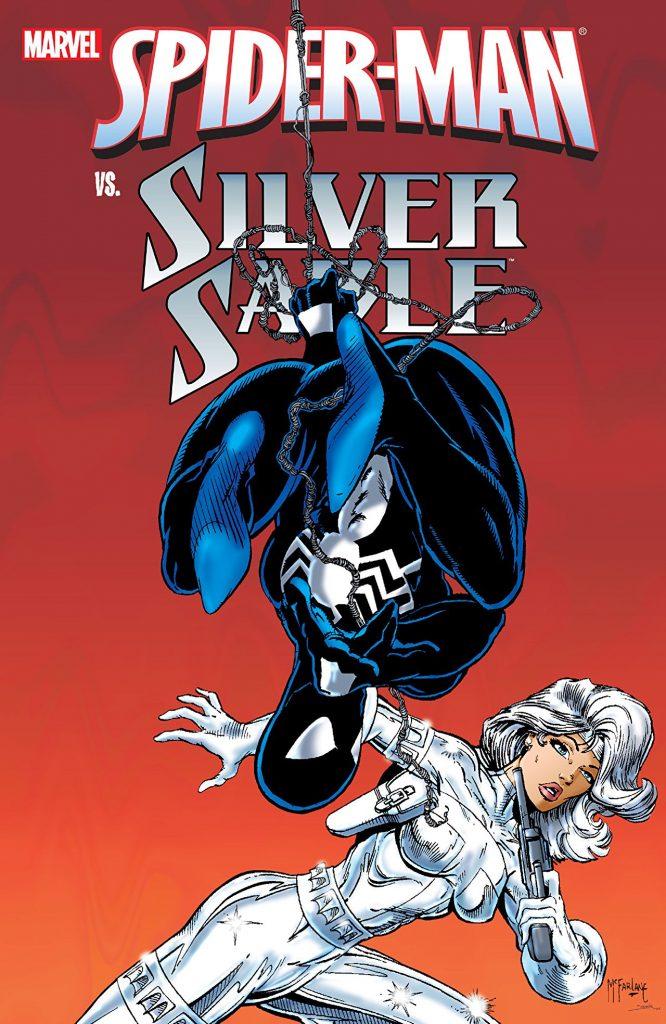 Spider-Man vs Silver Sable