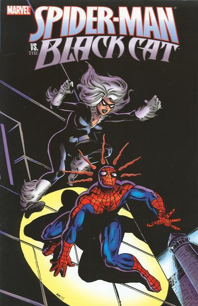 Spider-Man vs the Black Cat